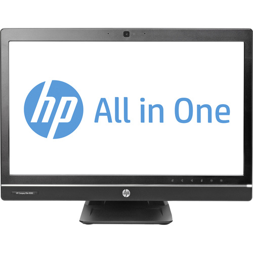 HP Business Desktop Elite 8300 All-in-One Computer - Intel Core i3 i3-3225 3.30 GHz - Desktop