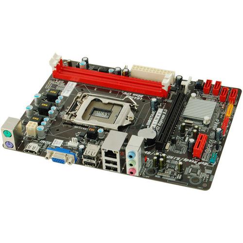 Biostar H61MHV Desktop Motherboard - Intel H61 Express Chipset - Socket H2 LGA-1155 - Retail Pack