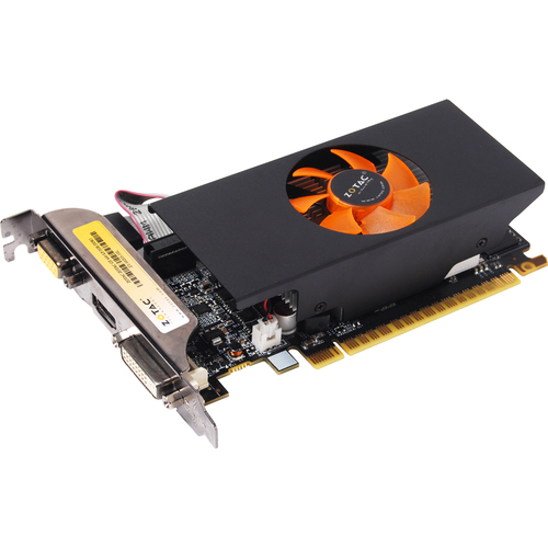 Zotac ZT-60203-10L GeForce GT 640 Graphic Card - 900 MHz Core - 2 GB DDR3 SDRAM - PCI-Express 3.0 x16 - Low-profile