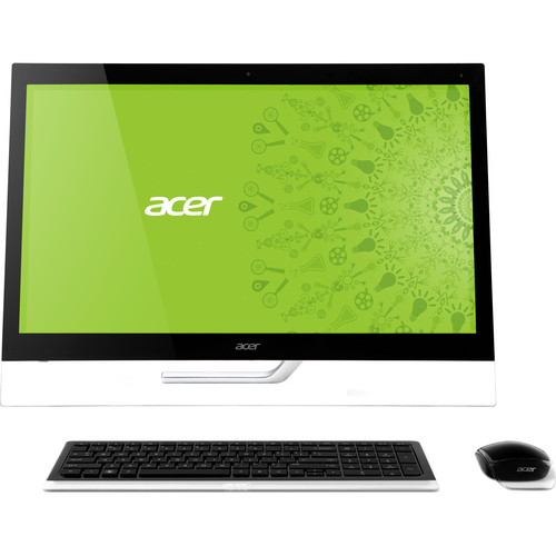 Acer America Aspire 7600U All-in-One Computer - Intel Core i5 i5-3210M 2.50 GHz - Desktop