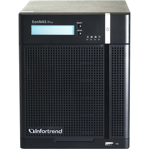 Infortrend Technology EonNAS Pro 500 Network Storage Server