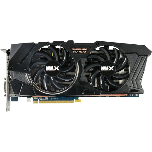 Sapphire Technology Radeon HD 7970 Graphic Card - 950 MHz Core - 3 GB GDDR5 SDRAM - PCI-Express 3.0 x16