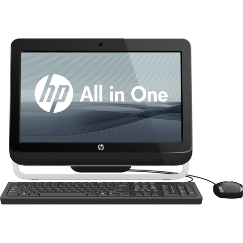 HP Business Desktop Pro 3420 All-in-One Computer - Refurbished - Intel Pentium G850 2.90 GHz - Desktop