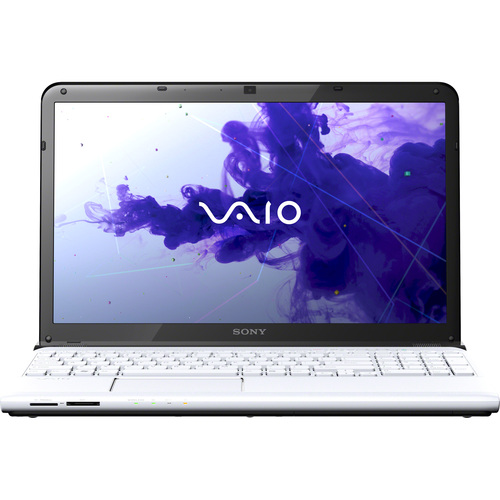 "Sony VAIO SVE15124CXW 15.5"" LED Notebook - Intel Core i3 i3-3110M 2.40 GHz - Seafoam White"