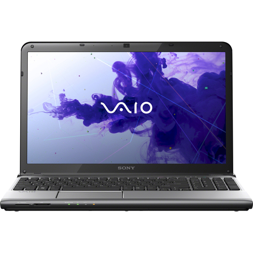 "Sony VAIO SVE1512MPXS 15.5"" LED Notebook - Intel Core i5 i5-3210M 2.50 GHz - Aluminum Silver"