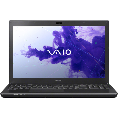 "Sony VAIO SVS15123CXB 15.5"" LED Notebook - Intel Core i5 i5-3210M 2.50 GHz - Black"