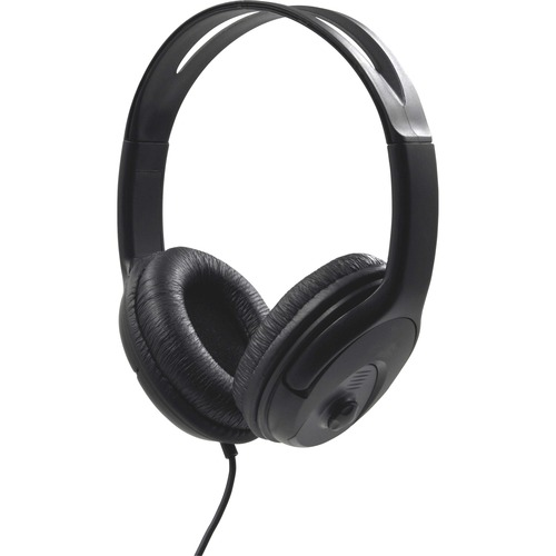 Compucessory Stereo Headset w/ Volume Control | by Plexsupply