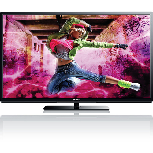 "Philips 50PFL5907 50"" 1080p LED-LCD TV - 16:9 - HDTV 1080p"