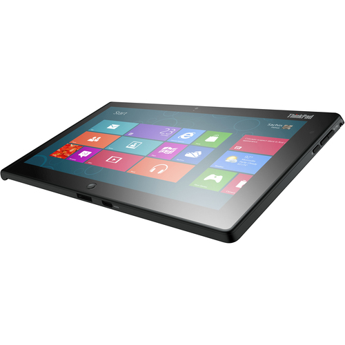 "Lenovo ThinkPad Tablet 2 367923U 10.1"" LED 64GB Slate Net-tablet PC - Wi-Fi - Intel - Atom Z2760 1.8GHz - Black"
