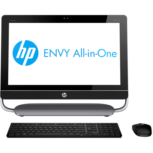 HP Envy 23-c000 23-c010 All-in-One Computer - AMD A-Series A6-5400K 3.60 GHz - Desktop