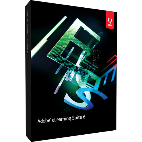 Adobe Systems eLearning Suite v.6.1 - Complete Product - 1 User