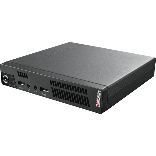 Lenovo ThinkCentre M72e 4004C7U Desktop Computer - Intel Core i5 i5-3470T 2.90 GHz - Tiny - Business Black