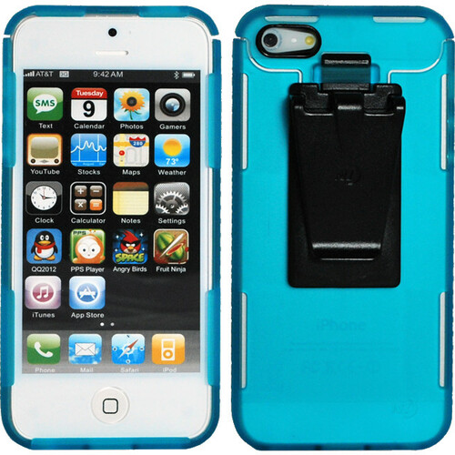 Nite Ize Connect Carrying Case for iPhone - Turquoise