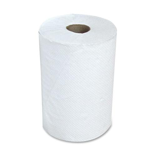 Stefco Industries Hardwound White Paper Towels