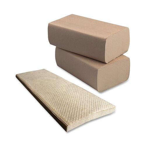 Stefco Industries 1-Ply Natural Multifold Paper Towels