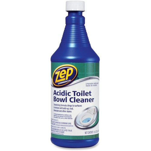 Acidic toilet bowl cleaner, 32 oz bottle, sold as 1 each