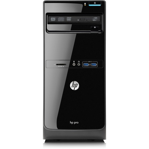 HP Pavilion p6-2100 Desktop Computer - Refurbished - Intel Pentium G640 2.80 GHz - Mini-tower