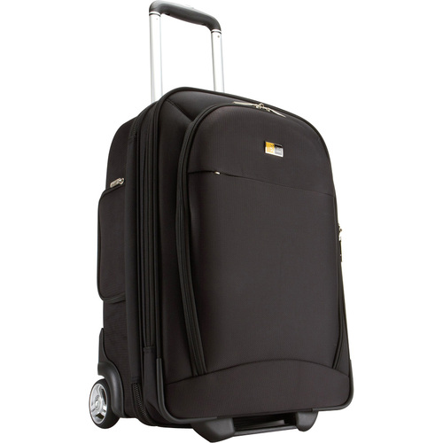 Case Logic Travel/Luggage Case (Roller) for Travel Essential, Notebook - Black