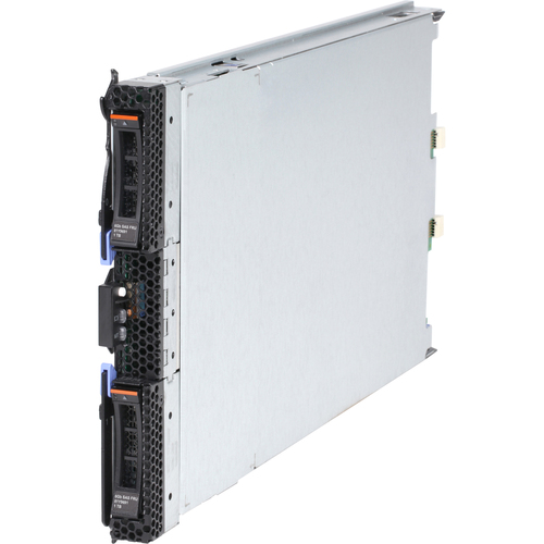 IBM BladeCenter 8038E4U Blade Server - 1 x Intel Xeon E5-2407 2.20 GHz