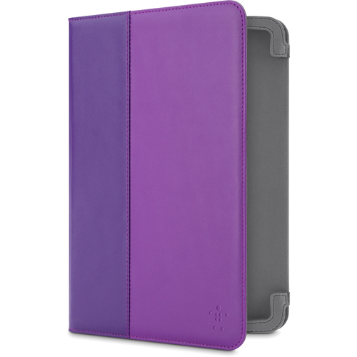 "Belkin Carrying Case for 8.9"" Tablet PC - Purple Lightning"