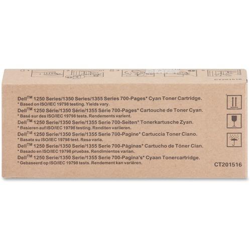Dell Toner Cartridge | Cyan