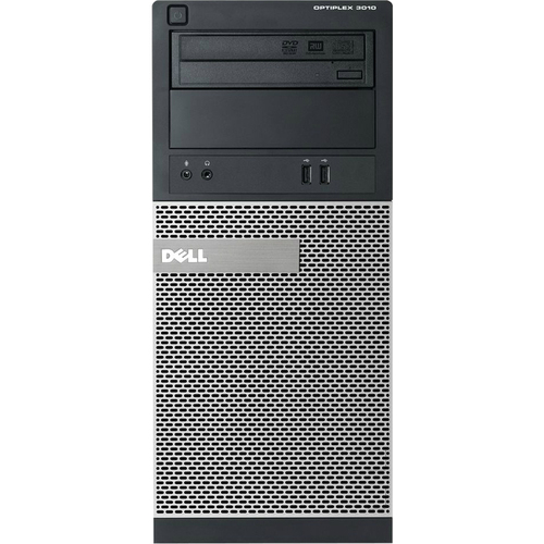 Dell OptiPlex 3010 Desktop Computer - Intel Core i5 i5-3470 3.20 GHz - Mini-tower