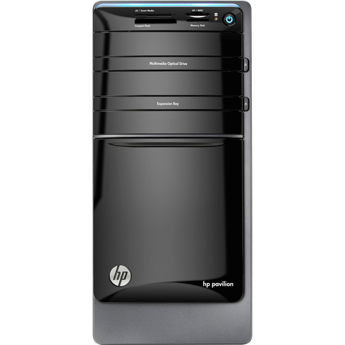 HP Pavilion p7-1200 p7-1206 Desktop Computer - Refurbished - Intel Core i5 i5-2320 3 GHz