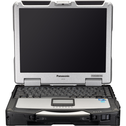 "Panasonic Toughbook CF-31SB-021M 13.1"" Intel Core i5 i5-3320M 2.60 GHz 4GB RAM Win 7 Professional LED Notebook"
