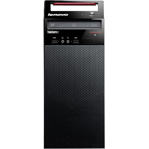Lenovo ThinkCentre Edge 72 3484HNU Desktop Computer - Intel Pentium G645 2.90 GHz - Tower - Glossy Black