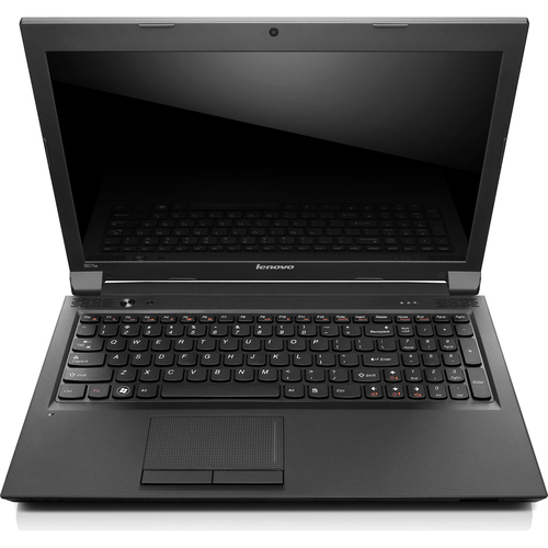"Lenovo Essential B575e 15.6"" LED Notebook - AMD - E-Series E2-1800 1.7GHz - Black"