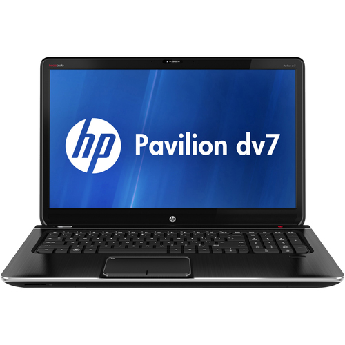 "HP Pavilion dv7-7000 dv7-7010us B5S15UAR 17.3"" LED Notebook - Refurbished - AMD - A-Series A10-4600M 2.3GHz - Midnight"