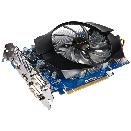 GIGABYTE HD Experience GV-R775OC-2GI Radeon HD 7750 Graphic Card - 850 MHz Core - 2 GB DDR3 SDRAM - PCI Express 3.0