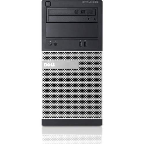 Dell OptiPlex 3010 Desktop Computer - Intel Core i3 i3-3220 3.30 GHz - Mini-tower