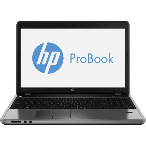 "HP ProBook 4540s C9K70UT 15.6"" LED Notebook - Intel - Core i3 i3-3110M 2.4GHz - Aluminum"
