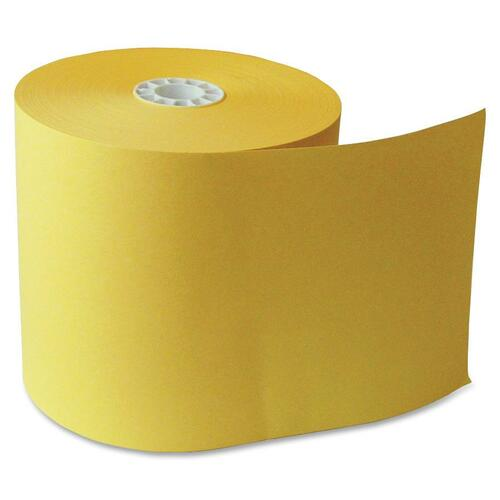Victor Self-Adh Extra Sticky Yellow Roll Notes