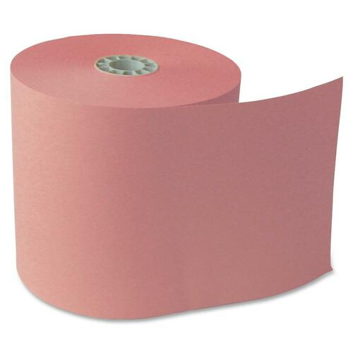 Victor Self-Adhesive Extra Sticky Pink Roll Notes