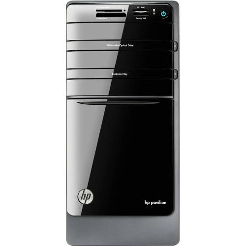 HP Pavilion p7-1500 p7-1510 Desktop Computer - Intel Core i3 i3-3220 3.30 GHz