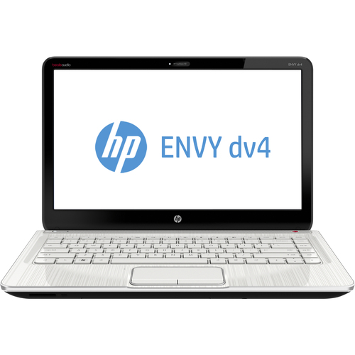 "HP Envy dv4-5200 dv4-5213cl B5W50UAR 14"" LED Notebook - Refurbished - Intel - Core i5 i5-3210M 2.5GHz - Linen White"