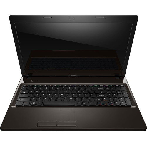 "Lenovo Essential G580 15.6"" LED Notebook - Intel - Pentium B960 2.2GHz - Matte Black"