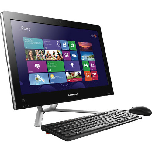Lenovo Essential C540 All-in-One Computer - Intel Pentium G2020 2.9GHz - Desktop