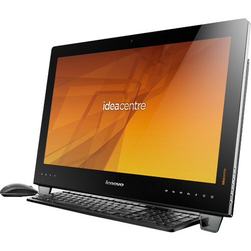 Lenovo IdeaCentre B540 All-in-One Computer - Intel Core i3 i3-3220 3.3GHz - Desktop