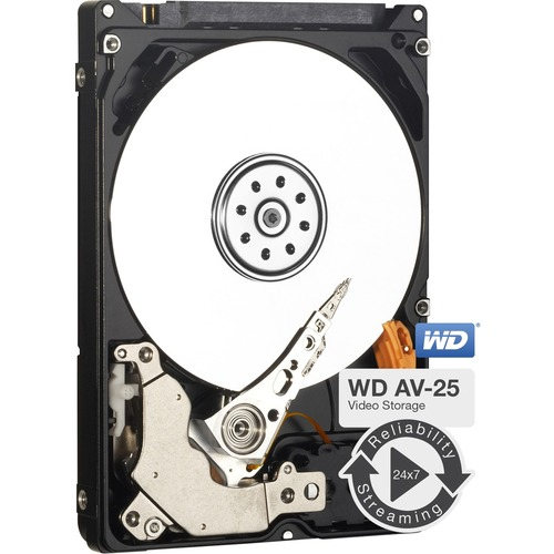 "WD AV-25 WD5000LUCT 500 GB 2.5"" Internal Hard Drive"