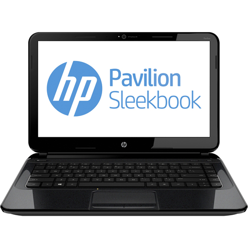 "HP Pavilion Sleekbook 14-b000 14-b017cl C2K03UAR 14"" LED Intel Core i5 i5-3317U 1.7GHz 6GB RAM 500GB Notebook (Refurbished)"