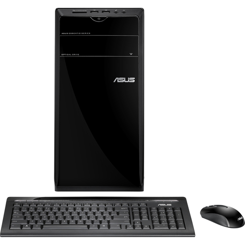Asus Essentio CM1735-US006S Desktop Computer - AMD