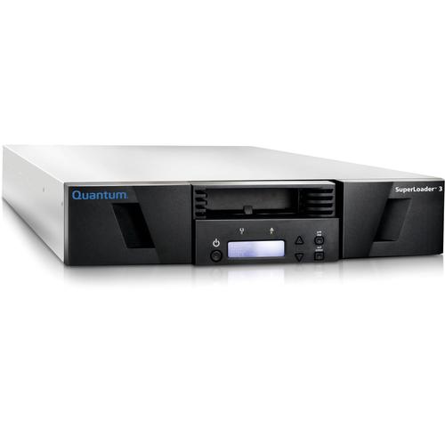 Quantum SuperLoader 3 E7-LLSAE-YF Tape Autoloader