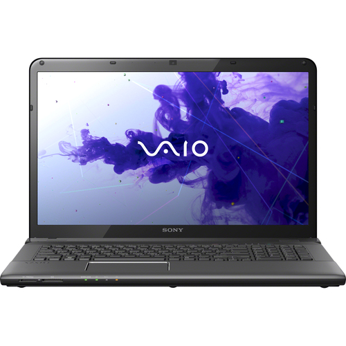 "Sony VAIO SVE17135CXB 17.3"" LED Notebook - Intel Core i7 i7-3632QM 2.20 GHz - Sharkskin Black"