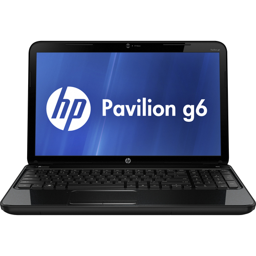"HP Pavilion g6-2200 g6-2228dx C5U59UAR 15.6"" LED Notebook - AMD - A-Series A6-4400M 2.7GHz"