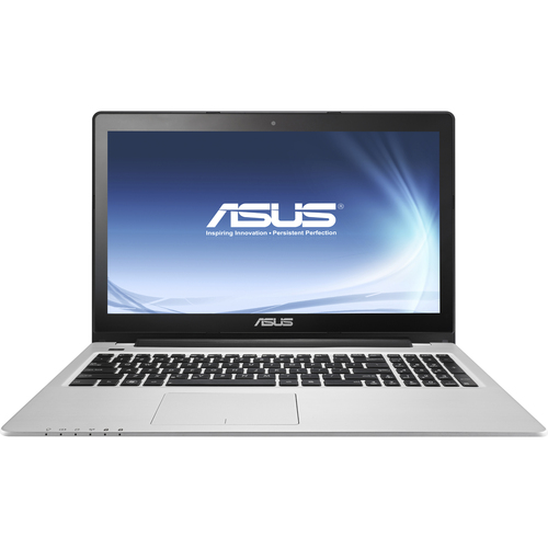 "Asus VivoBook S550CA-DS51T 15.6"" Touchscreen LED Ultrabook - Intel Core i5 i5-3317U Dual-core (2 Core) 1.70 GHz - Black"