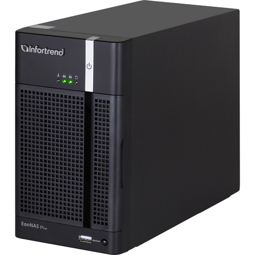 Infortrend Technology EonNAS Pro 210 Network Storage Server
