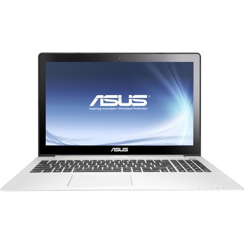 "Asus VivoBook S500CA-DS51T 15.6"" Touchscreen LED Ultrabook - Intel Core i5 i5-3317U Dual-core (2 Core) 1.70 GHz - Black"